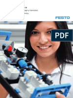 Manual hidráulica y neumática FESTO