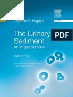 Giovanni Fogazzi. the Urinary Sediment. Third Edition