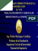 Exposicion_la Gp en La Construccion Curso Calidad-productividad Unil