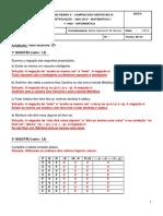 Lógica - 002 - 2013 - Gabarito.pdf