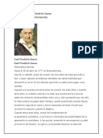 Carl Gauss.docx