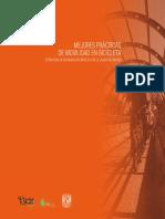 Movilidad en Bicileta de La CDMX - Mejores-practicas-movilidad