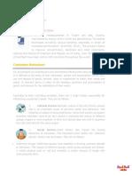 Redbull Report (Consumer Behavior)