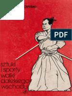 Miłkowski J. - Sztuki i Sporty Walki Dalekiego Wschodu
