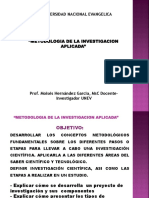 1-3 Metodologia de La Inv Applicada 2017