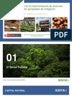 Sector Forestal Nama - Serfor