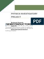 162627 Physics Investigatory