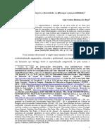 O Sistema Educacional e a Diversidade as Diferenças Como Possibilidades / Luiz Carlos Mariano da Rosa