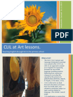 CLIL at ART lessons