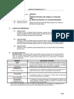 Sesión -Idea Clase 1 - Procesal Laboral