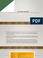 Oz Radio Jakarta