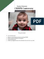 crispr case study