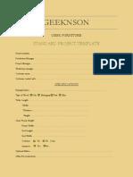 GEEKNSON Project Mangement 2