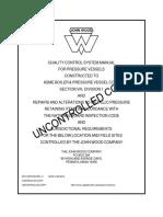 4. QA QC Plan Job Desc Field