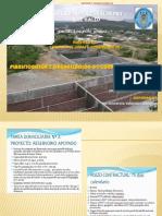 Reservorio Apoyado Ing. Gustavo Vasquez