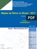 Mapas Atualizados Raiva 2017 Atualizado - 15-05-17