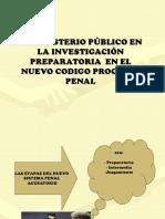 Investigacion Preparatoria del Min Publico en el NCPP.ppt