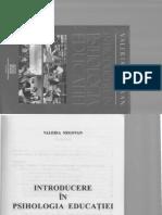 Introducere in Psihologia Educatiei -Negovan