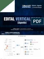 Abin Edital Verticalizado 2017 Agente e Oficial