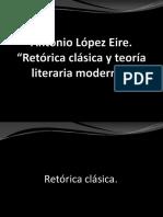 Antonio López Eire Retórica