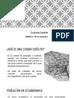 Ciudades satélite escandinavas