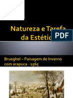 Natureza e Tarefa Da Estética