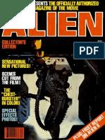 Warren Presents Alien Magazine 1979 c2c Carbunkle-DREGS
