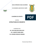 Estructuras de Concreto (C. Apuntes) ACI 318-14
