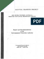 diamante aluvial