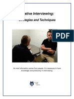 PSS Investigative Interviewing