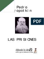Kropotkin, Pedro - Las prisiones.pdf