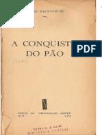 KROPOTKIN, P. A Conquista do Pão.pdf