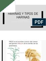 Harinas y Tipos de Harinas-1