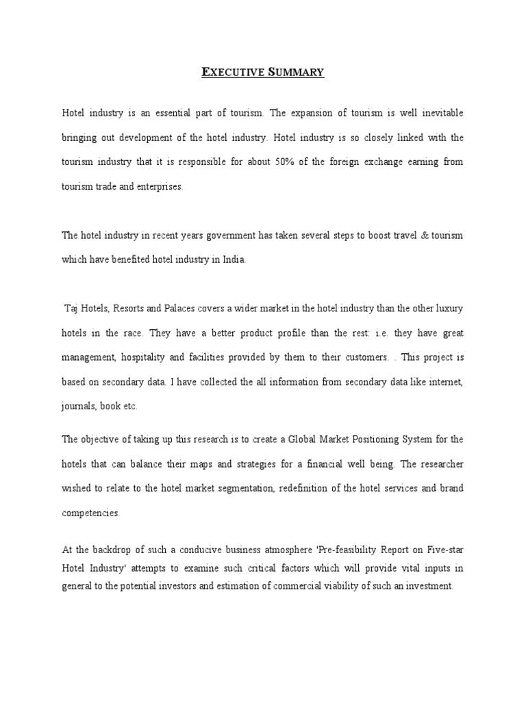 Großzügig Hotel Und Restaurant Management Zusammenfassung ...