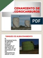Unidad IV Almacenamiento de Hcb.