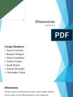 Dimensioning- AutoCAD