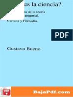 _Que Es La Ciencia_ [12179] - Gustavo Bueno
