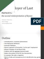 Lecture 3-Keynes, Minsky
