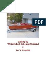 Barrelback Booklet