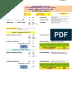 Analisis Sismico Estatico-xy - Plantilla Para Evaluacion