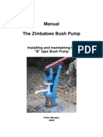 Bush Pump Manual