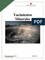 Geologia de Yacimientos
