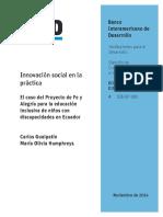 CTI DP Innovación Social en La Práctica