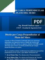 4_DISEÑO POR CARGA PERPENDICULAR AL PLANO DEL MURO.pdf