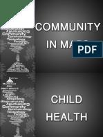 Community Medicine MindMaps