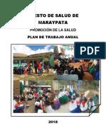 Plan Anual Promsa