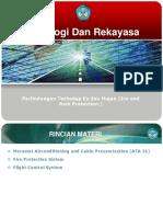 Ice and Rain Protection ATA 30