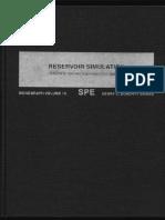Reservoir Simulation. Monograph Volume 13 SPE.-calvin C. Mattax and Robert L. Dalton