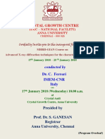 17 Jan 2018 GIAN Course Invitation