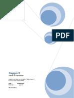 Docslide.us Rapport Metier Et Formation Younesdocx